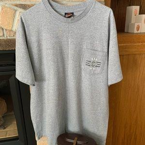 Harley-Davidson gray St. Paul, Minnesota T-shirt